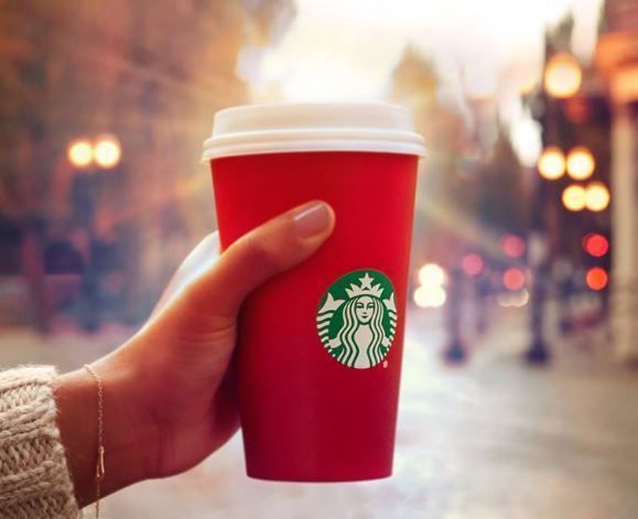Nonsense Comes In Tall Grande And Vente And I M Not Just Talking About Coffee With Images Starbucks Christmas Cups Red Cups