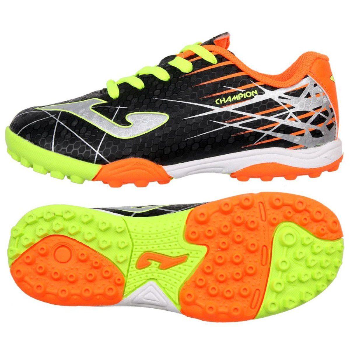 But Pilkarskie Joma Champion 901 Tf Jr Chajs 901 Tf Czarne Czarne Football Boots Football Shoes Joma