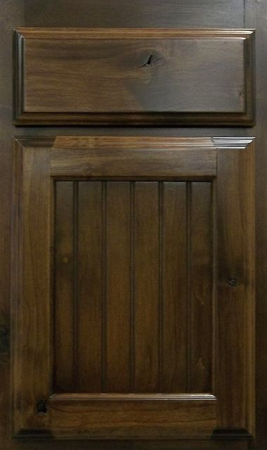 Knotty alder shaker cabinets shaker kitchen cabinet for Alder shaker kitchen cabinets