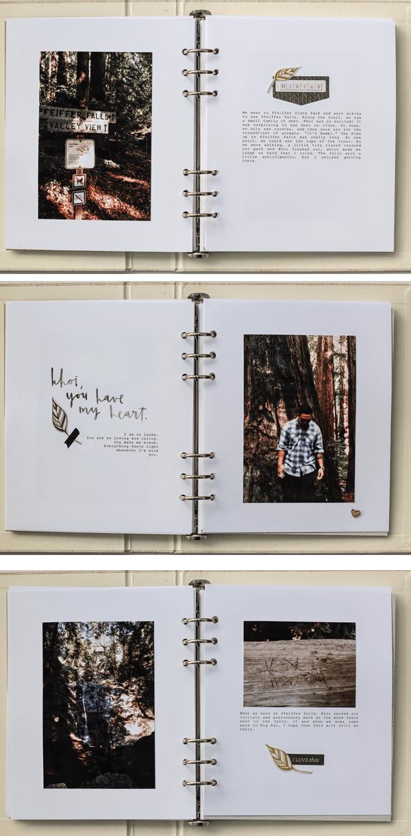 Regalar Un álbum O Libreta Con Las Fotos Que él Haga Y Las