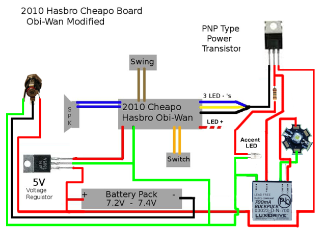 lightsaber wiring diagram for soundboard wiring a hasbro sound board  buckpuck  p4 and recharger  with  wiring a hasbro sound board  buckpuck