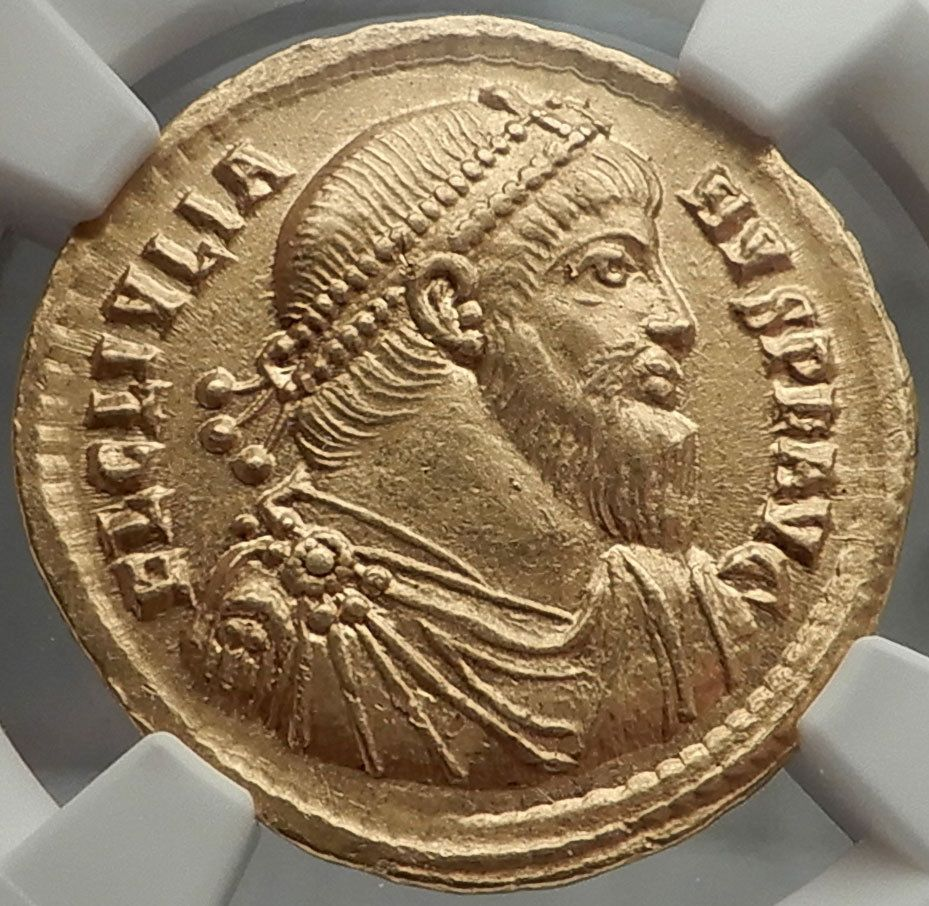 Золотые монеты римской империи фото