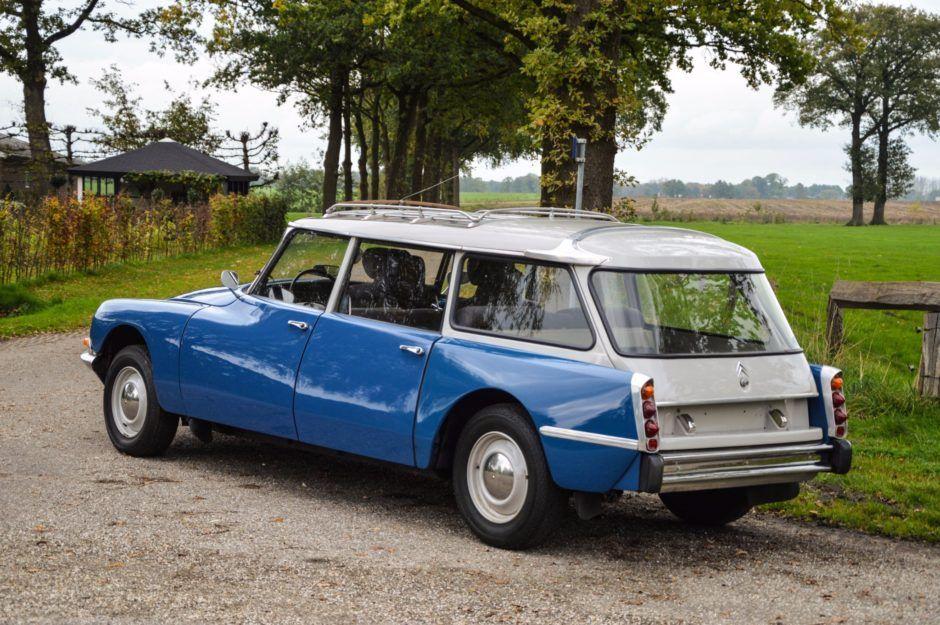 1966 Citroen Id19 Wagon Citroen Ds Citroen Citroen Id