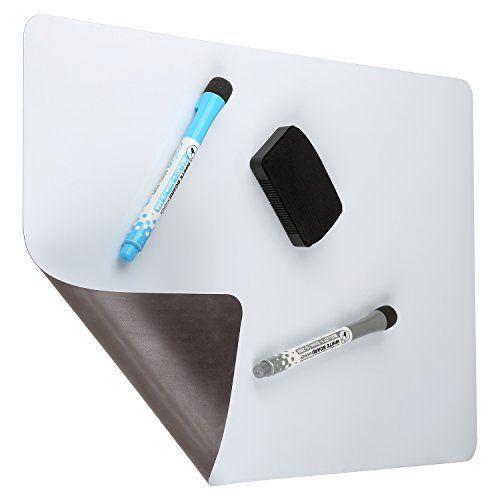 Magnetic Dry Erase White Board For Kitchen Fridge ...  Https://www.amazon.com/dp/B01HC3EEAE/refu003dcm_sw_r_pi_dp_x_i.2vybY3ZG5KN