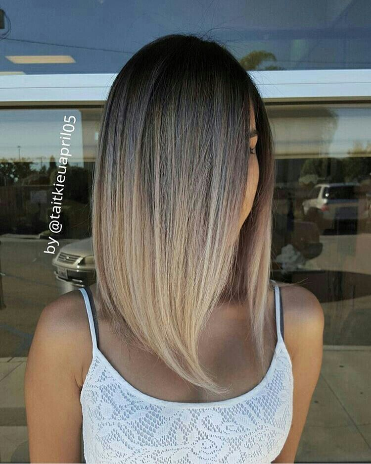Pingl Par Laura Sur Ombre Hair Balayage Chatain Clair Ou Blond Pinterest Cheveux