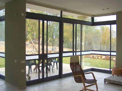 חלון דלת למרפסת פרופיל דמוי בלגי Arched Windows Home