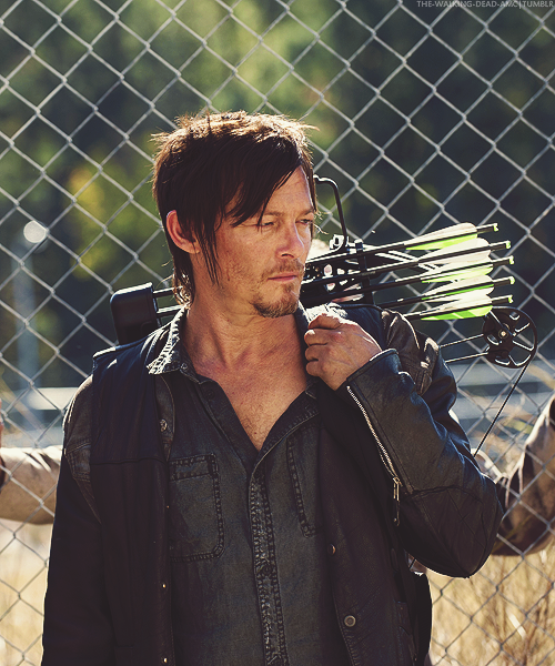 Souvent Daryl Dixon: The Walking Dead Season 3 | The walking dead  ZW86