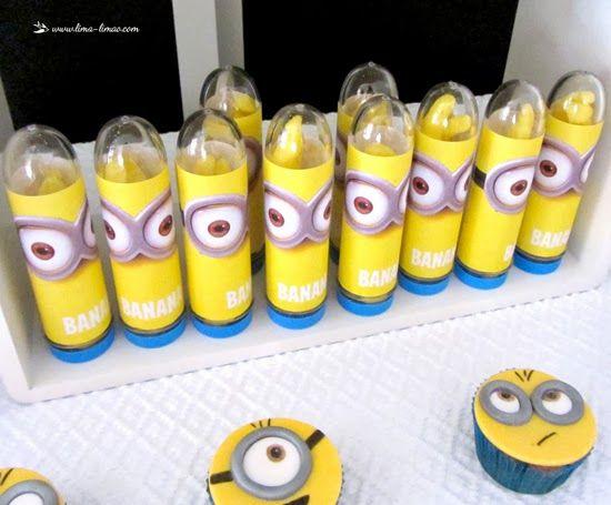 Lima Limão - festas com charme: Reunião de Minimos! {Minions}