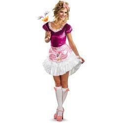 Daisy Duck Sassy Adult  Costume Opinion