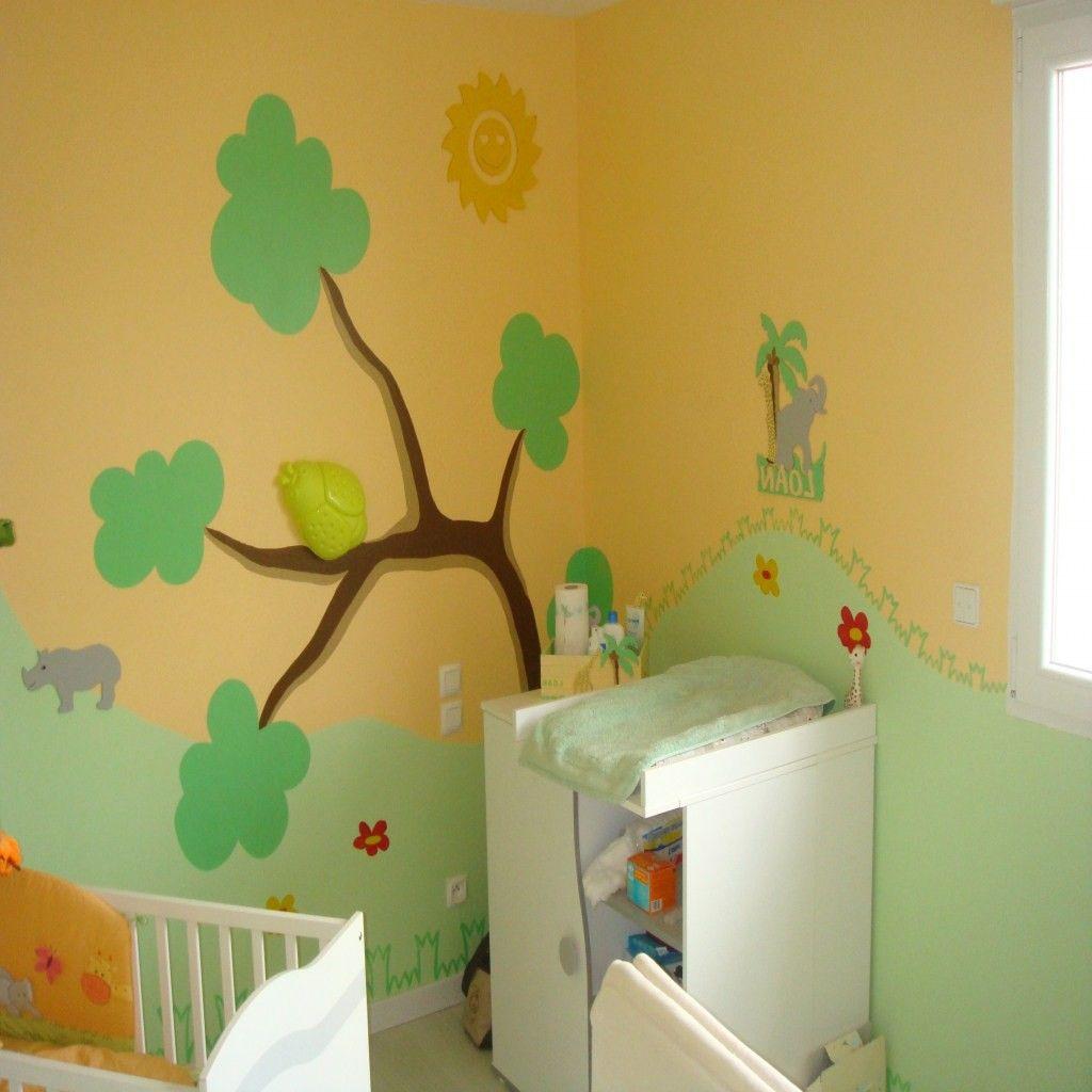 Nouveau Deco Chambre Bebe Jungle Savane (With images)  Home decor