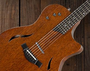3780966d8b82 Taylor T5 Classic Electric Guitar  The T5 Classic s mahogany top and  ingenious three-pickup setup let you achieve an array of tones