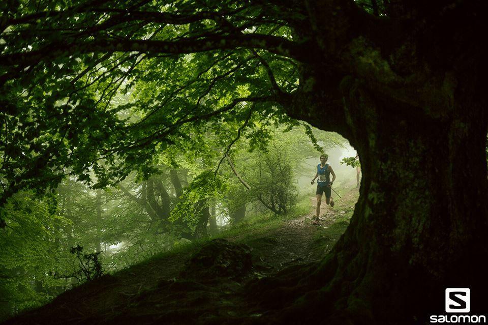 #TrailRunning #SkyRunning #ZegamaAizkorri Salomon Running