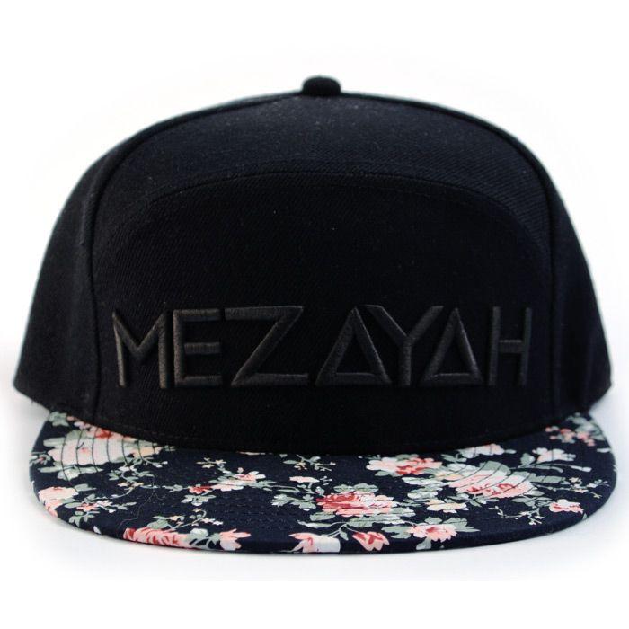 mezayah Belladonna-Snpaback-Cap-Front
