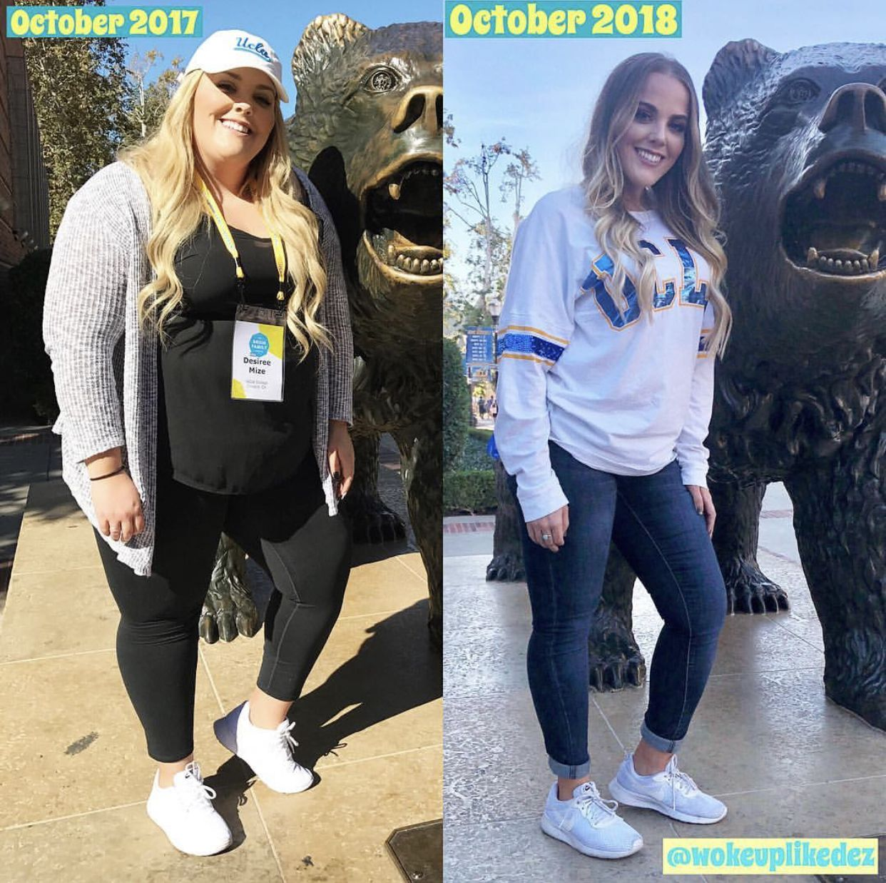 Pin on Weight loss transformations ❤️