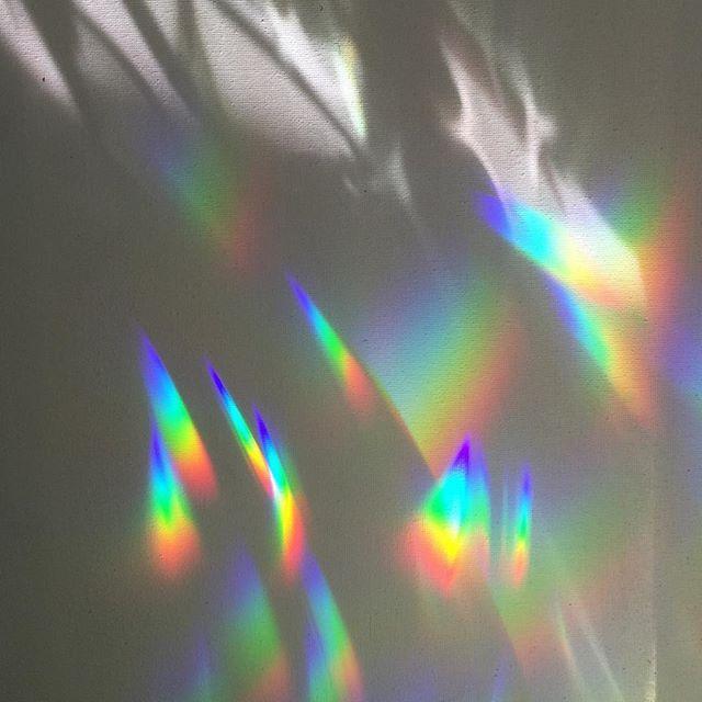 Prism Light Painting By Spiritform Rainbow Aesthetic Rainbow