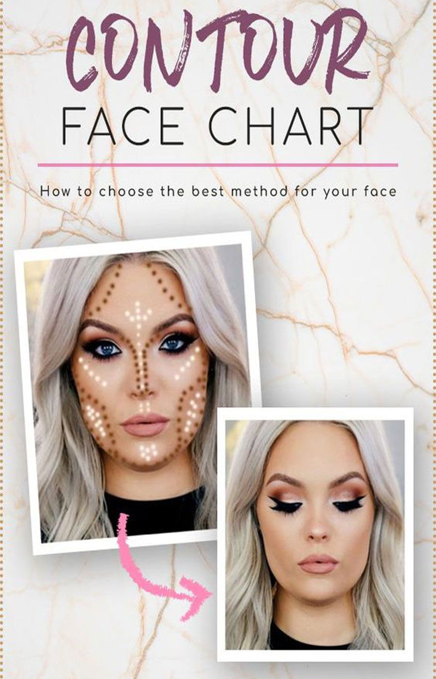 Photo of 3 Easy, Not-So-Dramatic Ways to Contour Your Face with Makeup