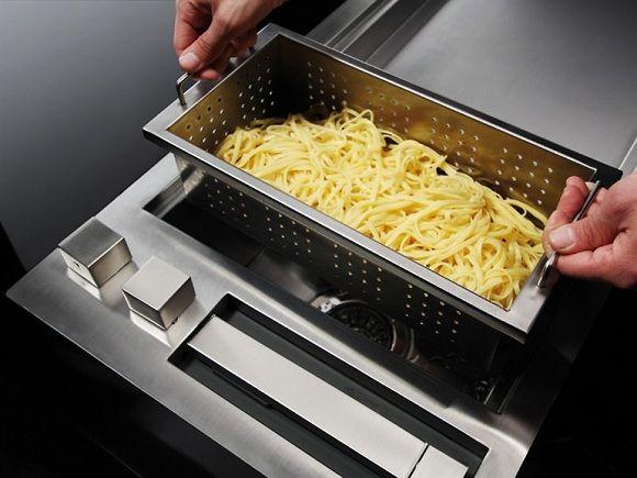 luxuriöse küchengeräte edelstahl von glem progetti | küche, Kuchen deko