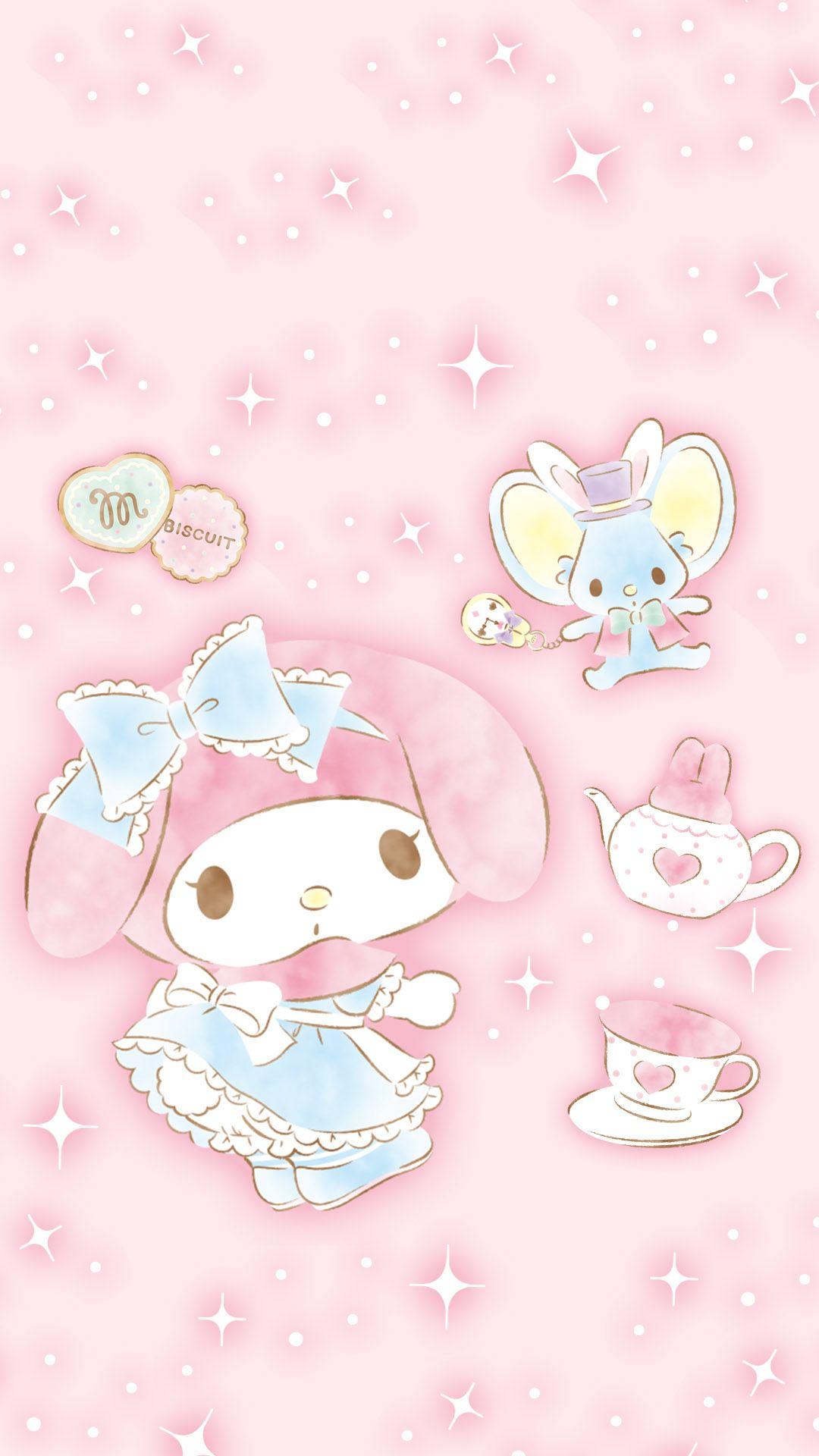 Pin On Kawaii Wallpaper My Melody