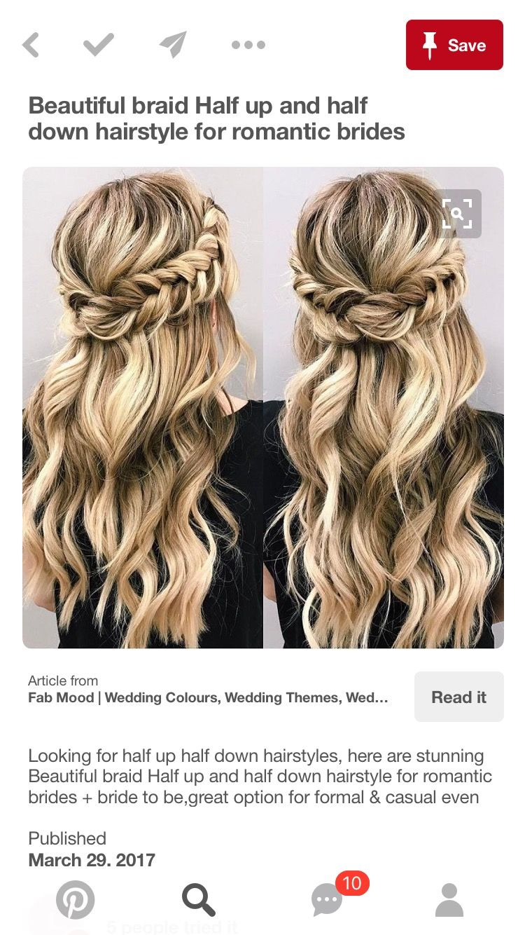 Half up hair hair pinterest prom prom hair and hair style