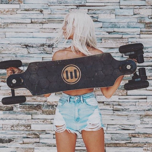 Get sk8ting. Get shacking.  Not all exercise has to seem like a 'chore'  Going for a skate, bike rid...