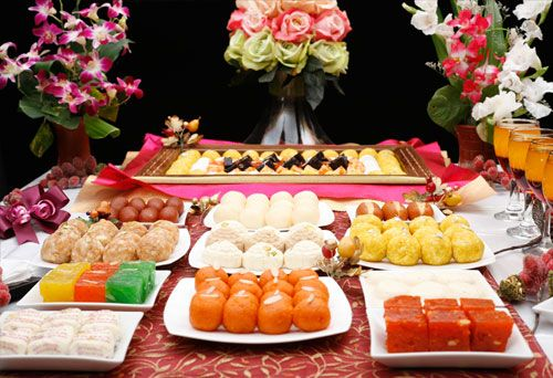 0454b22dfe0b Indian version of a dessert table