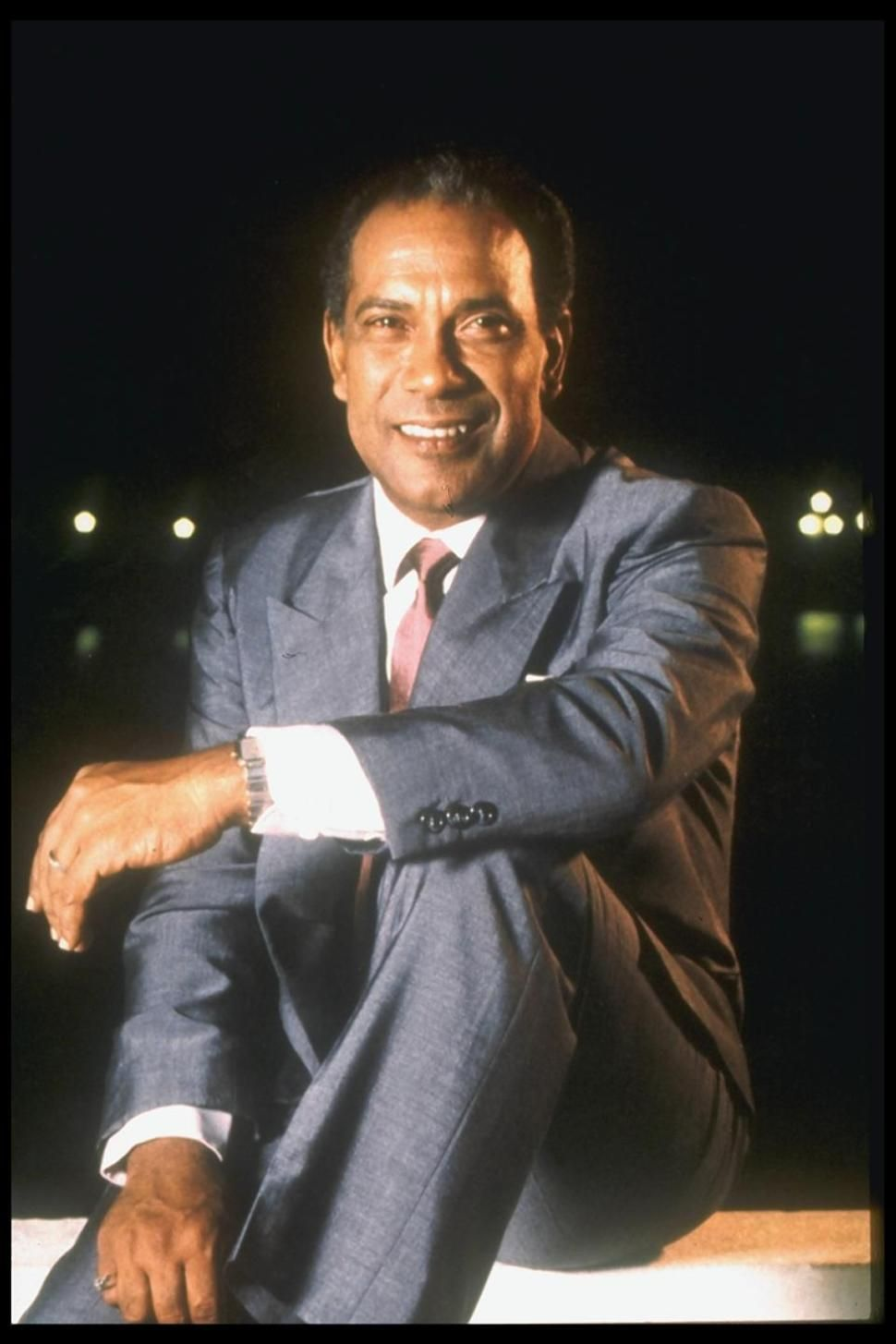 Late Salsa Star Cheo Feliciano Honored At Madison Square -5058