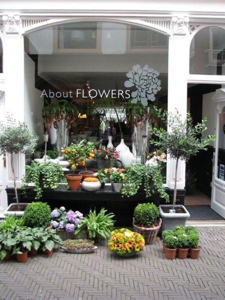 About Flowers is a modern and trendy flower shop in centre of Hague ...
