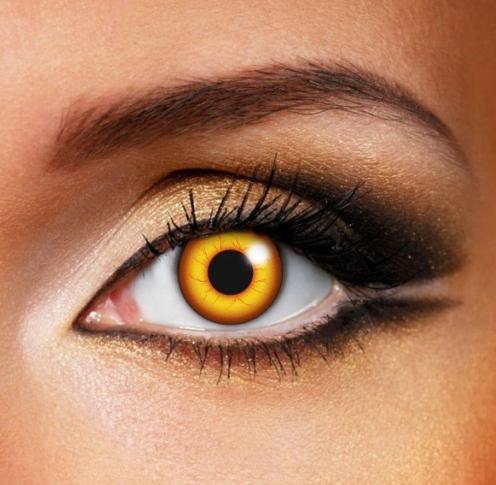 Crazy Clown Contact Lenses 1 Pair Costume Contact Lenses Contact Lenses Colored Eye Contact Lenses