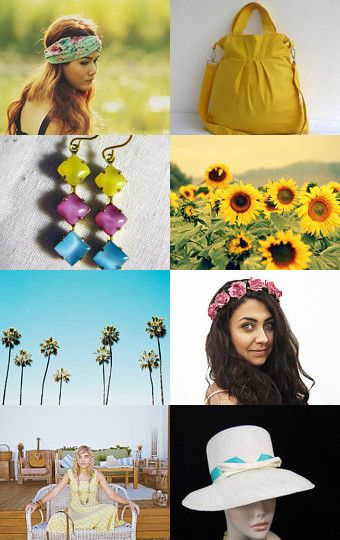 Carefree Summer Dreamin'...--Pinned with TreasuryPin.com