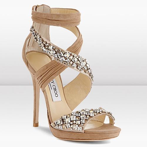 1000  images about Chic Wedding Shoes on Pinterest | Peep toe ...