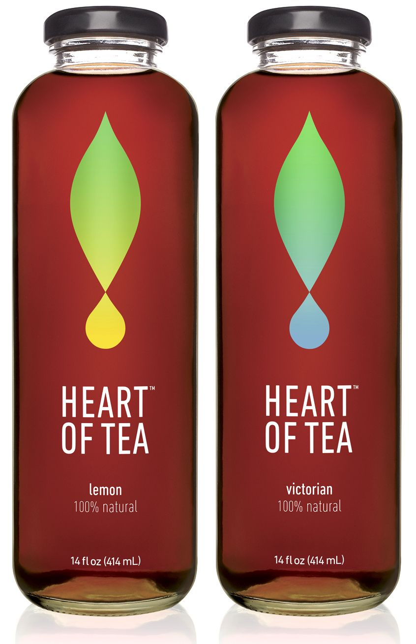 Tea Drink Labels With Simple And Modern Design Bottle Design Packaging Coffee Label Drinking Tea