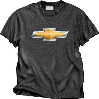 Chevrolet Bowtie Chevy T Shirt X Large Cool Shirts Charcoal Tee Hoodie Shirt