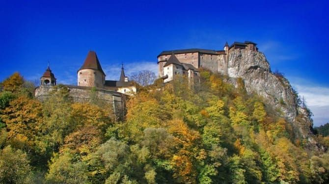 Návštevníkom Oravského hradu odhalili zrekonštruované priestory Turzovho paláca.