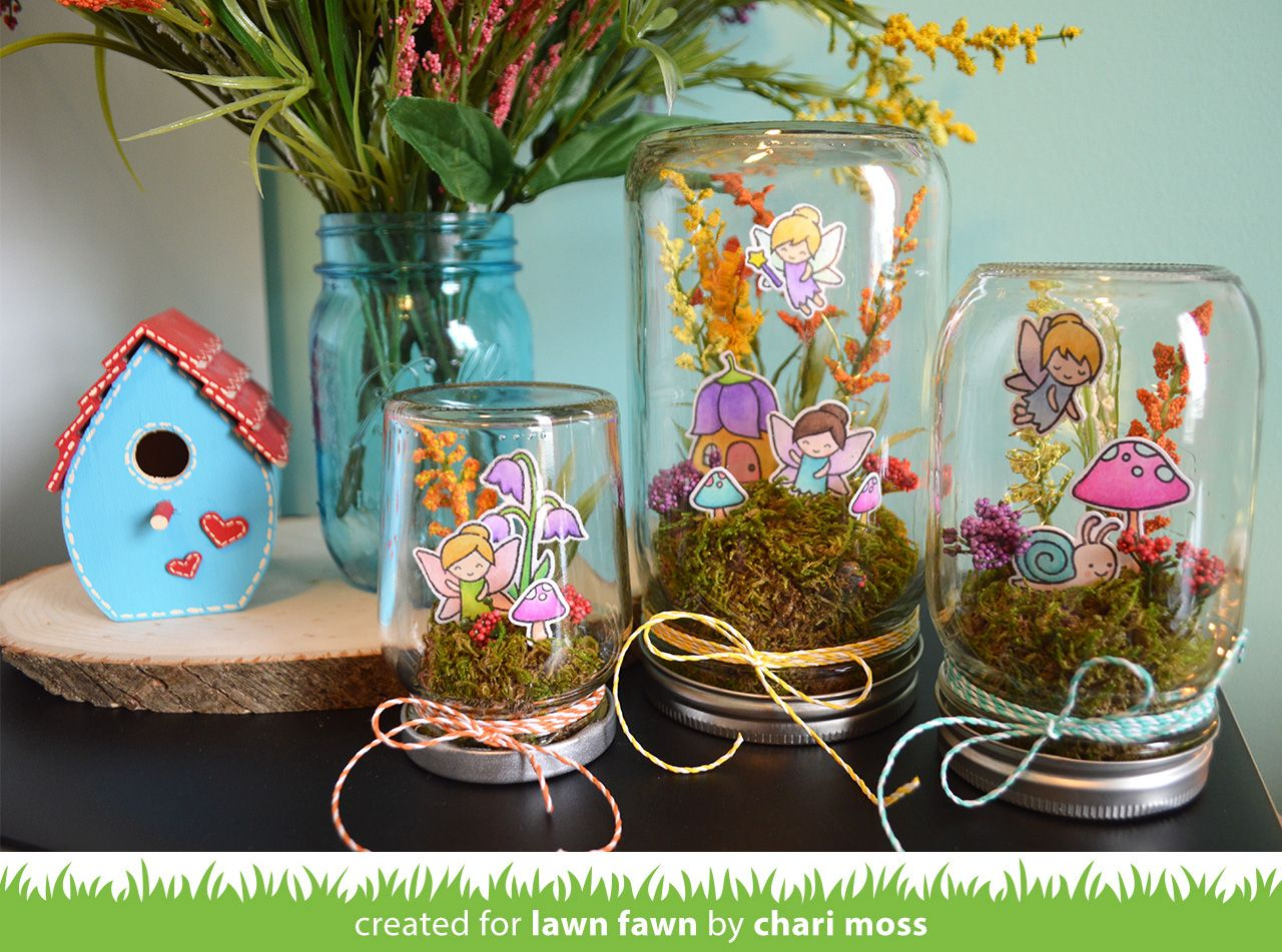 the lawn fawn blog lawn fawn video 2 23 16 fairy friends jars the lawn fawn blog lawn fawn video 2 23 16 fairy friends jars