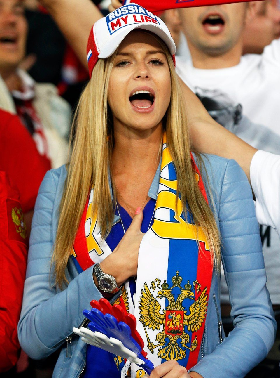 100 photos of hot female fans in fifa world cup 2018 | futbol