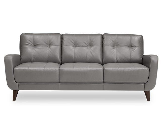 Leather Stylish Sofas Wide Selection Of Quality Furniture Row