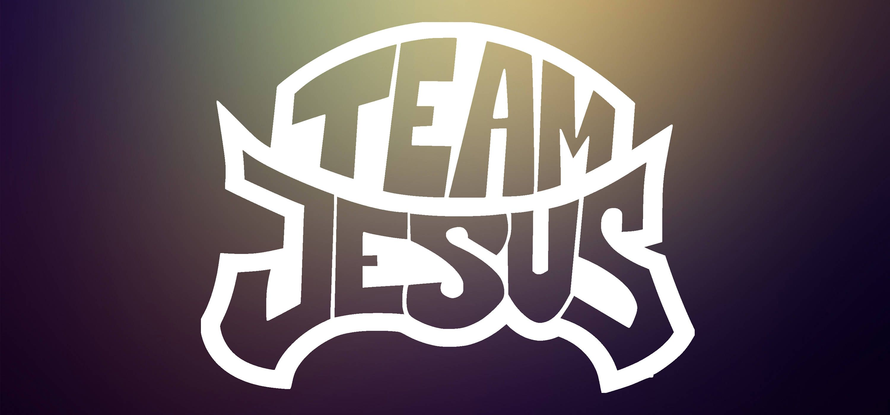 Excited to share the latest addition to my etsy shop team jesus decal http