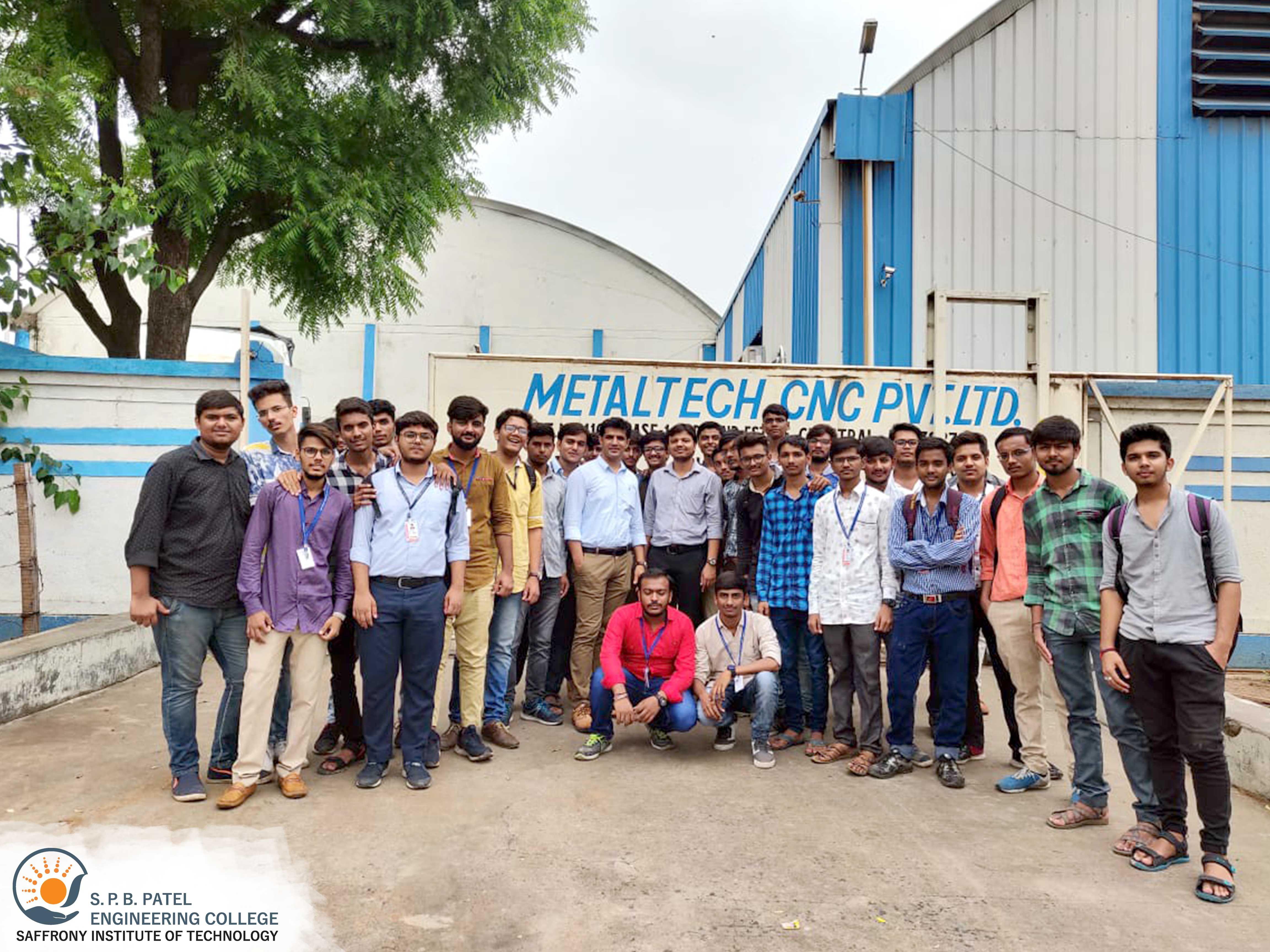 Saffrony Institute of Technology, Mechanical & Automobile