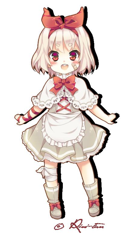 Child Alice by on deviantART Cute