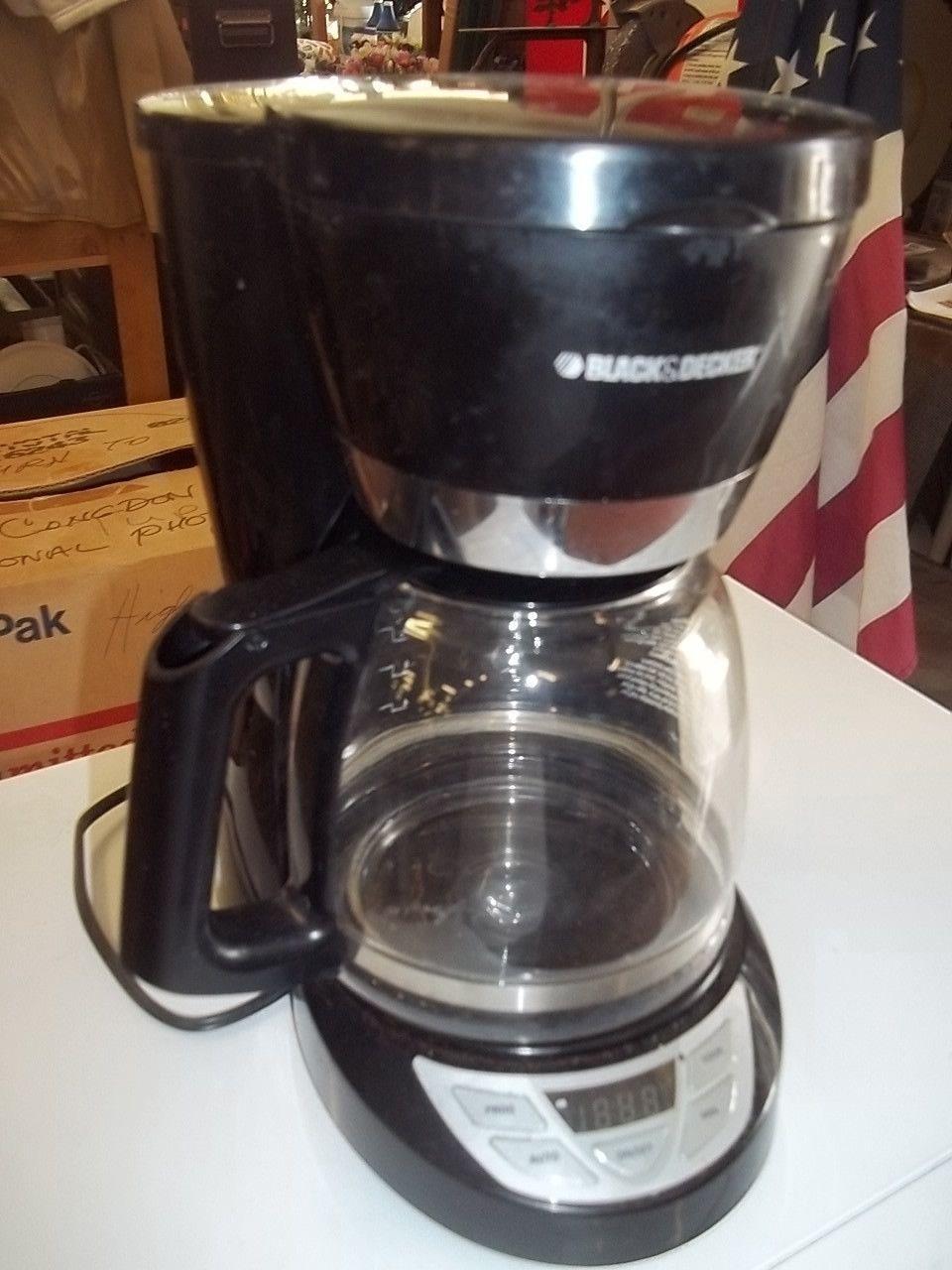Coffee maker black and decker 8347 coffee maker coffee