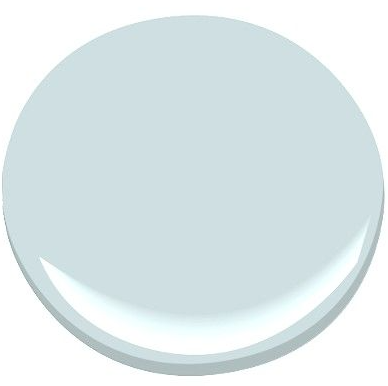 Popular Blue Paint Colors 8 most popular blue and green blend paint colours: sw and bm