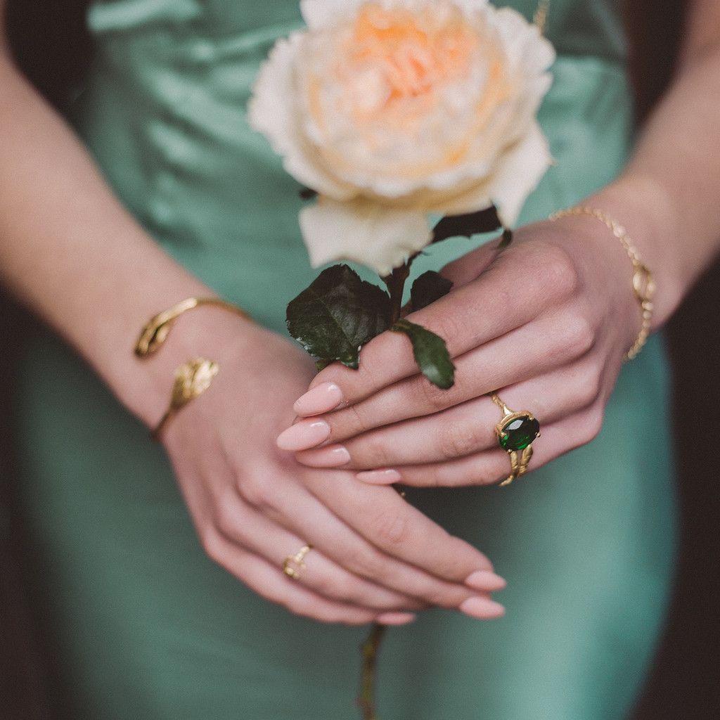 Chupi.com - Chupi Beauty In The Wild Ring Emerald Quartz | Pretty ...