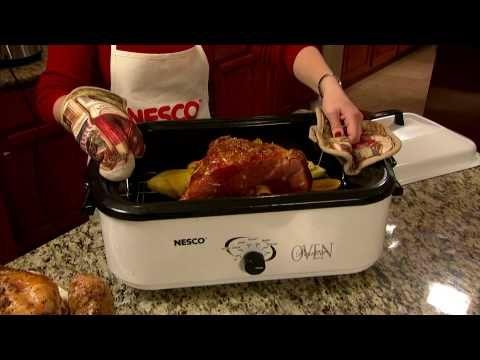 bella cucina roaster oven instruction manual