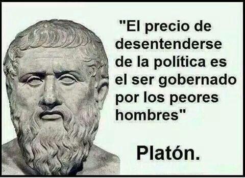 Platón y la política