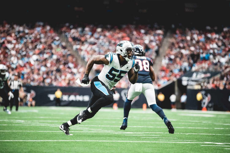 Pin by Damian on Panthers Panthers football, Carolina