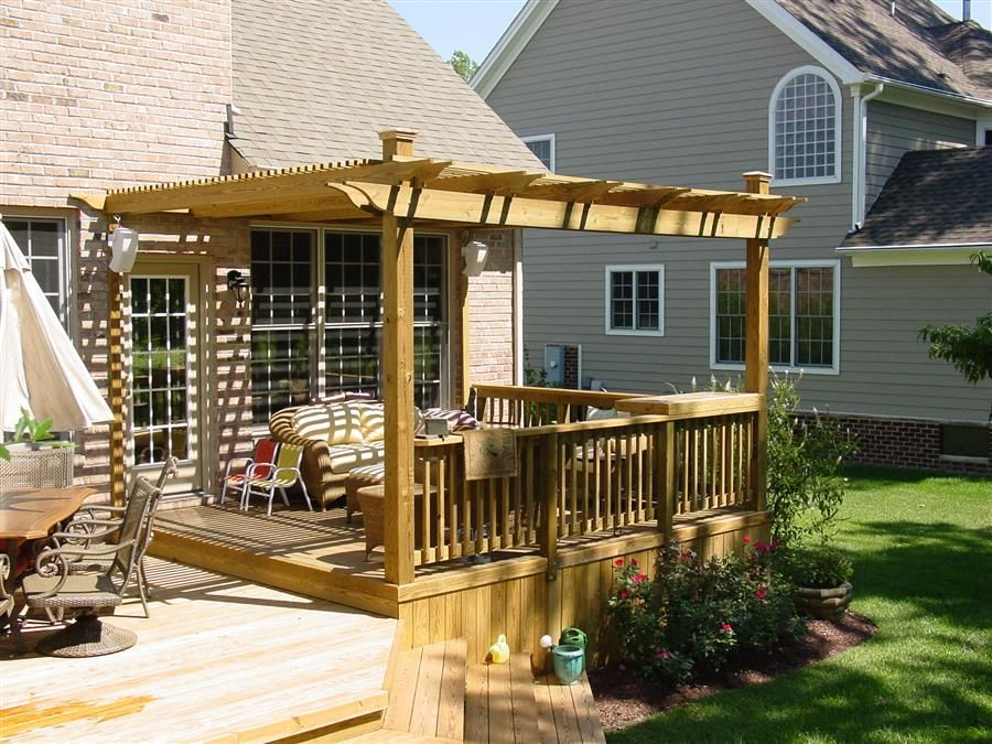 Deck Awning Ideas Beautiful Permanent Deck Awnings Ideas