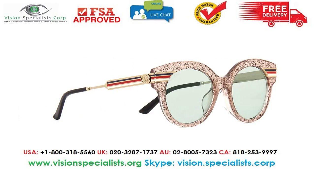 Gucci gg0282sa 006 asian fit sunglasses asian fit