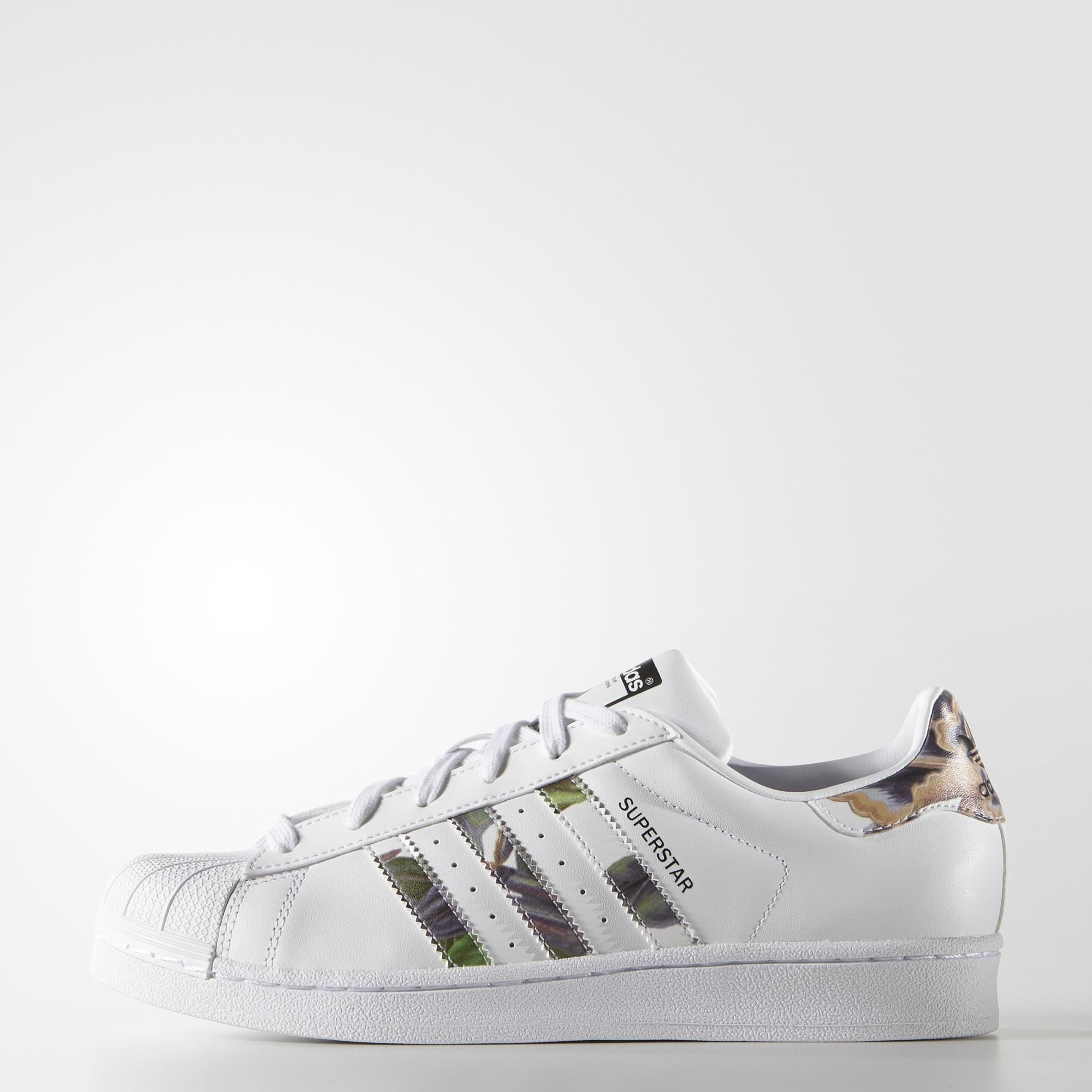 Adidas Superstars (printed)