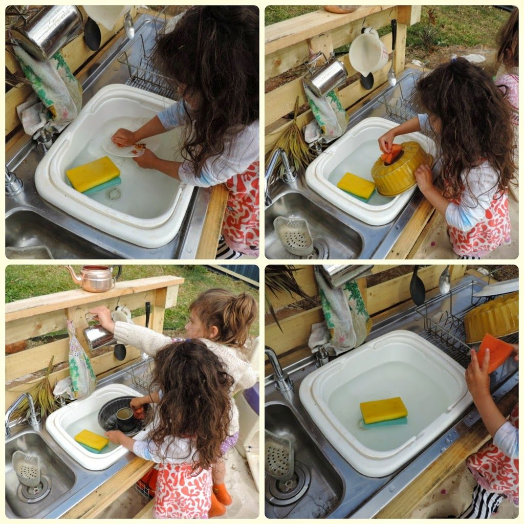 how to build your own water sand sensory table for play sensory