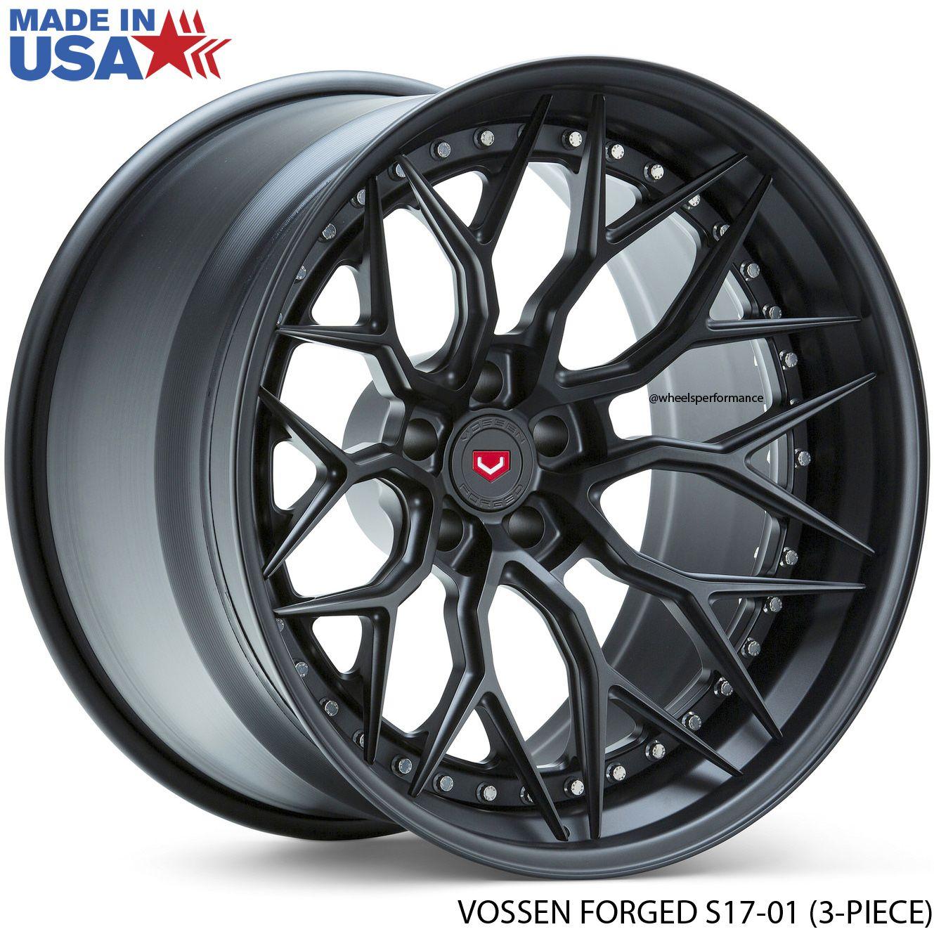 Pin by WheelsPerformance on Vossen Car wheels